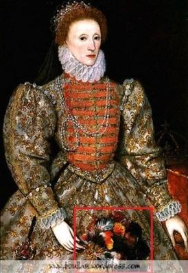"""""""The Darnley Portrait"""", atribuído a Federico Zuccaro, cerca de 1575."""