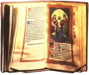 Livro de Horas de Ana Bolena, Hever Castle.