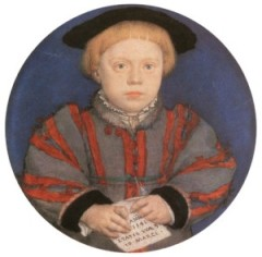 Charles Brandon, 3º Duque de Suffolk, uma das vítimas de 1551. Morreu com 13 anos.