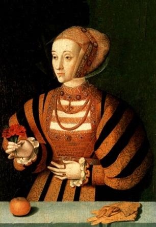 Ana de Cleves, artista desconhecido.