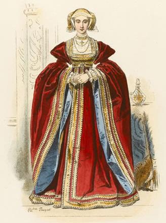 Retrato póstumo de Ana de Cleves.