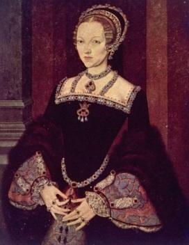 Provável Catarina Parr, artista desconhecido.