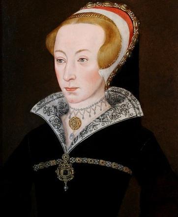 Catarina Parr, artista desconhecido, em 1546.
