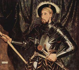 Sir Nicholas Carew (1496-1539)