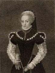 Anne Stanhope, mulher de Edward Seymour.