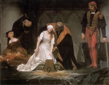 A execução de Jane Grey