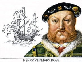 Selo feito na Inglaterra em 1582.