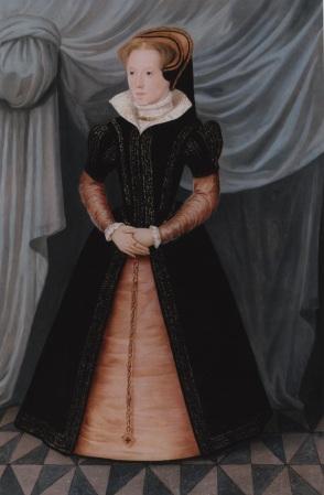 Maria Tudor, por Hans Eworth, cerca de 1550