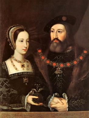 Maria Tudor e Charles Brandon