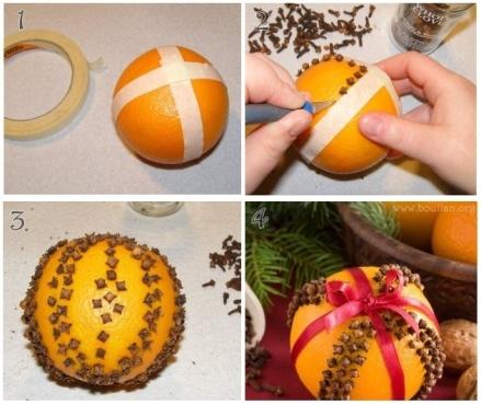 Pomo de laranja