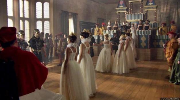 Chateau Vert em The Tudors
