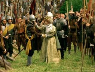 Série 'Elizabeth I', de 2005.