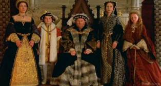 Wives of Henry VIII.