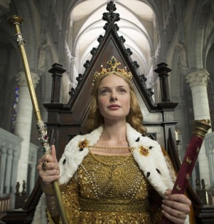 Elizabeth Woodville – Rebecca Ferguson (The White Queen)