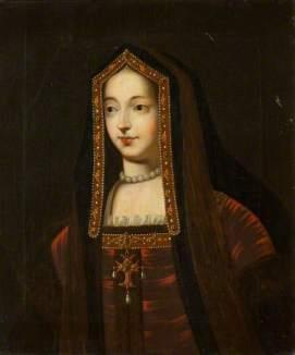 Elizabeth de York, por Cosmo Alexander.