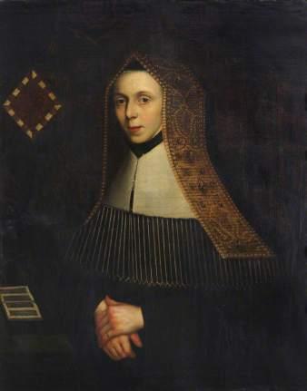 Margaret Beaufort, por artista desconhecido