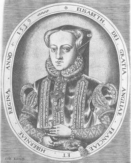 Elizabeth, atribuído a Frans Huys