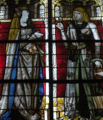 Juana de Castilha e Filipe de Burgundy.