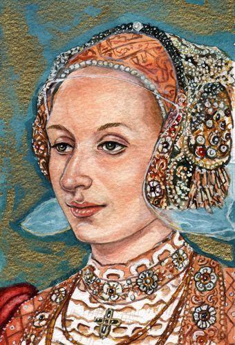 Ana de Cleves, por Mark Satchwill