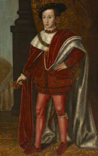 Edward VI por Linton, no século 16