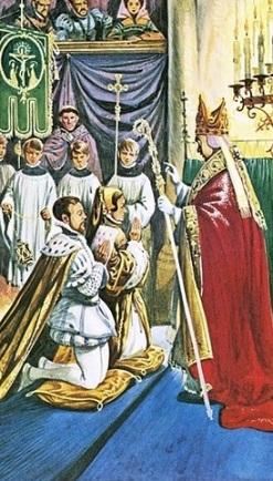 O Casamento de Maria I e Filipe