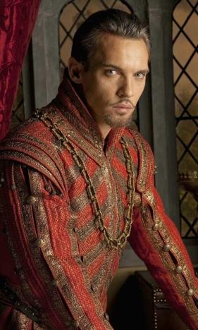 Jonathan Rhys Meyers como Henrique VIII na Quarta Temporada
