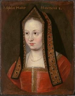 Elizabeth, mãe de Henrique VIII