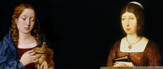 Isabel de Castela e sua influência em Catarina de Aragão