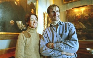 Duquesa e Duque de Northumberland