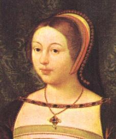 Margaret Tudor, por Daniël Mijtens.