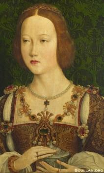 Marie d'Angleterre, reine de France
