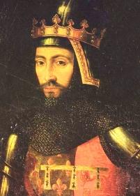 John de Gaunt, por artista desconhecido por volta de 1593.