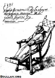 Cadeira de Filipe II