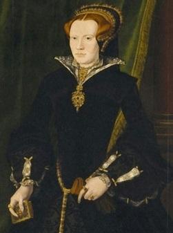 Maria Dudley, Lady Sidney, atribuído a Hans Eworth, por volta de 1550-1555.