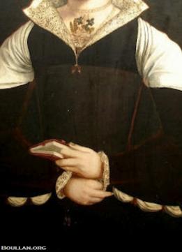 Probably Jane Carlisle, Lady Dacre