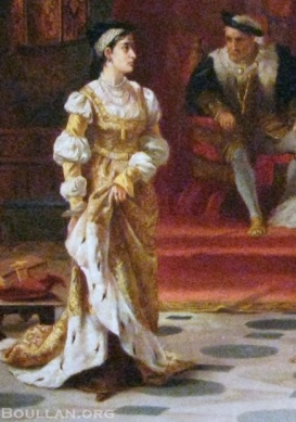 Laslett John Pott - Katherine of Aragon Denounced Before King Henry VIII and His Council ca. 1880