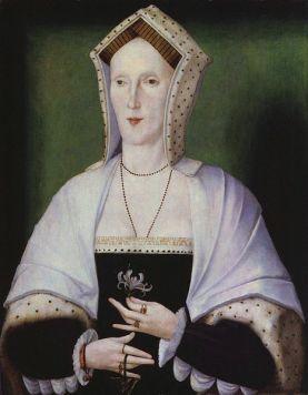 Margaret Pole, por volta de 1535.
