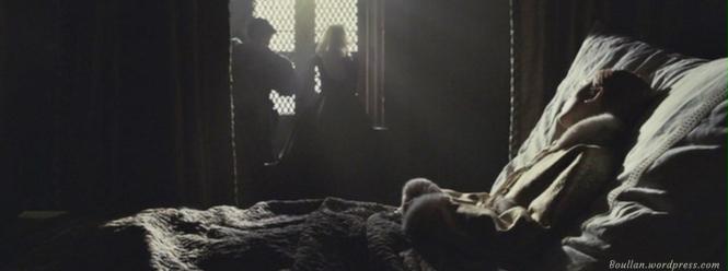 Maria Bolena entra em confinamento no filme 'A Outra' (2008)
